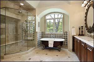 Providence Rhode Island bathroom remodel