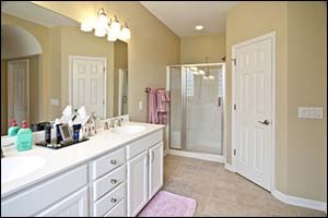 bathroom color trends