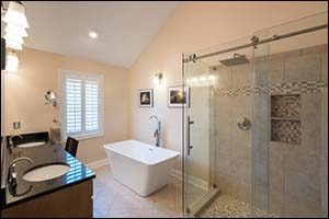 Bathroom Remodeling and Lighting