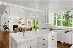 Cabinet Trends in Providence for Kitchen Remodel