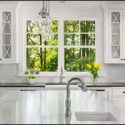 Classic Kitchen Remodel in Swansea: Quality Kitchen Cabinets