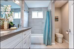 New Bedford Classic White Bathroom