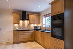 Shaker Style Kitchen Cabinets Swansea