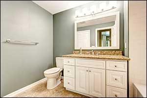 bathroom vanity in fall river