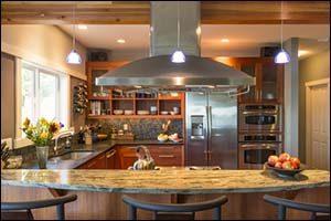 Professional Kitchen Design in Massachusetts