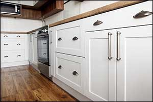 replace cabinets in Taunton