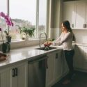 Massachusetts Home Remodeling: Shaker Style Kitchen Cabinets