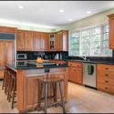 Designer Kitchen Cabinets in Westport: Shaker Style Kitchen