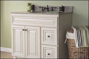 Swansea bathroom cabinets
