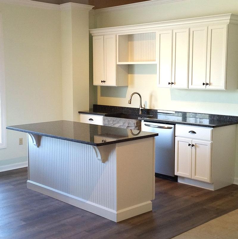 Premier Craftsman Plymouth Kitchen