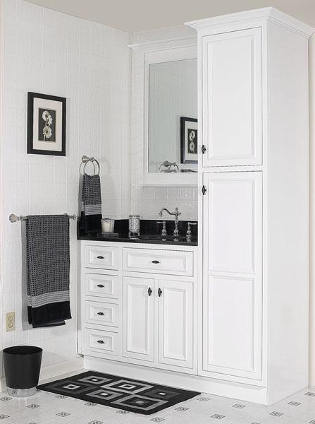 Designer Bathroom Vanities Cabinets
